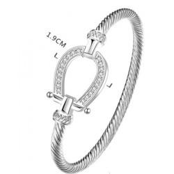 Hoefijzer armband